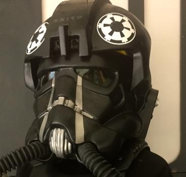 Imperial Pilot Helm