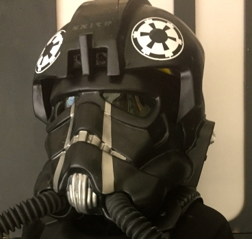 Imperial Pilot Helm